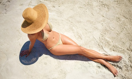Laser Hair Removal Two $99, Three $149 or Four Areas $169 at Eternity Laser Cosmedic Centre Up to $1,640 Value