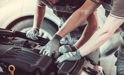 Up to 61% Off Automotive Services at Wheels 4 Rent
