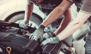 Carmax Auto Serwis: Ustawienie geometrii kół lub kompletny przegląd auta za 29,99 zł i więcej w Carmax Auto Serwis