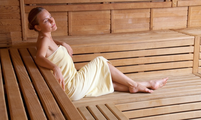 Love Thyself Day Spa - Love Thyself Day Spa - Richardson: Infrared-Sauna Session for Two or Infrared Body Wrap with Scalp Massage at Love Thyself Day Spa (48%Off)