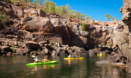 Kayak and Tube Rental or Camping and Rafting Trip at Kosir's Rapid Rafts (Up to 40% Off). Six Options Available.