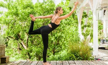 10 lezioni di Yoga, 2 sedi Firenze