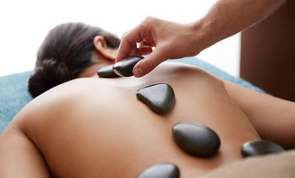 One-Hour Hot Stone Deep Cleansing Facial with Optional Head, Neck and Shoulder Massage at Ava Beauty (Up to 28% Off*)