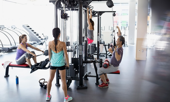 Firehouse fitness chicago