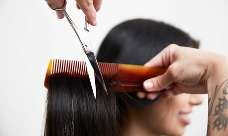 Haircut Package with Optional Highlights or Color at Great Lengths Salon (Up to 54% Off) 72dca87e-2409-b47f-557e-80dc955b15eb