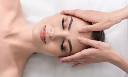 One-Hour Omni Facial Package with Massage ($39) + Hyaluronic Acid Mask ($59) at Facialista's (Up to $15 Value)