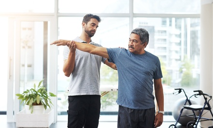 Chiropractic Package at Connected Health Center (Up to 89% Off). Two Options Available.