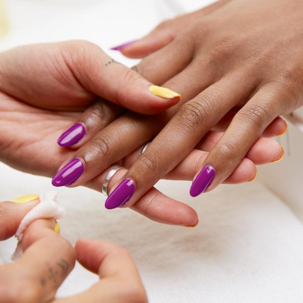 Mani-Pedi - Crazy Nails & Lash | Groupon