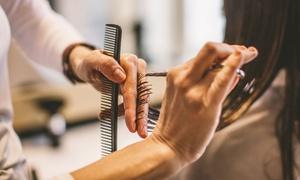Pamuk Cut: Frisur für Frauen und Männer, optional mit Bartrasur, Strähnen oder Ansatzfarbe bei Pamuk Cut (bis zu 72% sparen*)