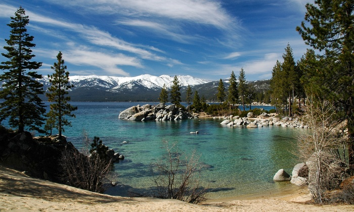 Mountain Resort near Lake Tahoe