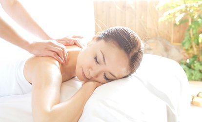 image for Choice of Massage: 30 Minutes or One-Hour at Sparkles Beauty Studio (Up to 51% Off)