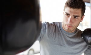 Crowne Plaza Hotel LLC (Shk Zayed): 10 or 15 Classes of Boxercise at Crowne Plaza Sheik Zayed Road