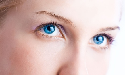 One Eye Exam and $300 Value Towards Frames and Eyeglass Lenses at Harlem Eye Care (Up to 90% Off)