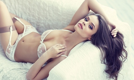 groupon.com - $14 for a 75-Minute In-Studio Boudoir Photo-Shoot Package at All Things Boudoir ($390 Value)