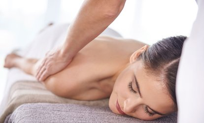 Full-Body Massage with Optional Facial at Aesthetics of Liverpool (Up to 79% Off)