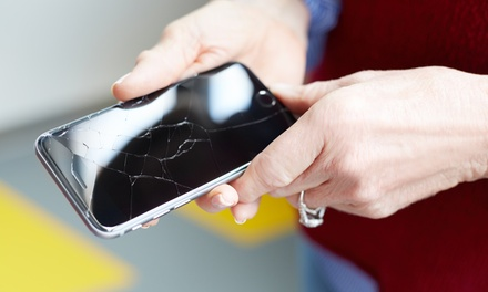 iPhone or iPad Glass and LCD Repair at Gizmoon (Up to 24% Off). 10 Options Available.