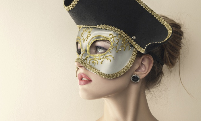 Tantalizing Productions - Bronx Museum of the Arts: Two Regular or VIP Tickets to The Art of Seduction Masquerade Party from Tantalizing Productions (50% Off)