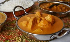Annapurna: Menu indien en 3 services pour 1, 2 ou 4 personne dès 14,99 € au restaurant Annapurna