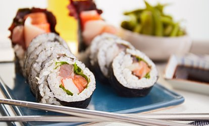image for $35 for $60 Value Towards Dinner for Two or More at Sushi Village