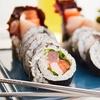 32-delige sushibox om af te halen