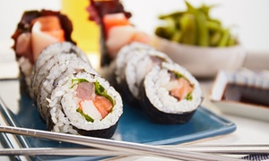 50% Off Sushi and More at California Rollin' at California Rollin', plus 6.0% Cash Back from Ebates.