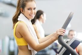 Anytime Fitness: One-Month Membership for One or Two at Anytime Fitness (Up to 75% Off)