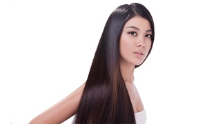 Mystique: $99 for a Brazilian Keratin Treatment or $135 with Style Cut at Mystique, Chermside (Up to $470 Value)