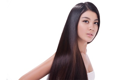 Up to 22% Off Straightening from Lashay at Lavish Hair Spa