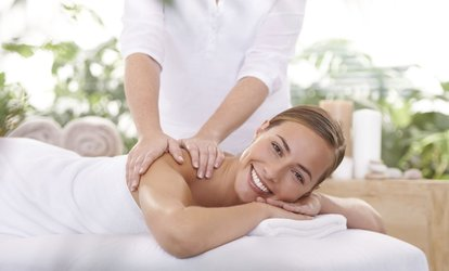 image for <strong>Swedish</strong> Deep-Tissue <strong>Massage</strong> at The Top Spa (Up to 64% Off)