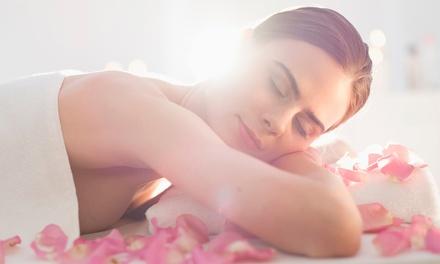 Massaggio con olio da 50 minuti