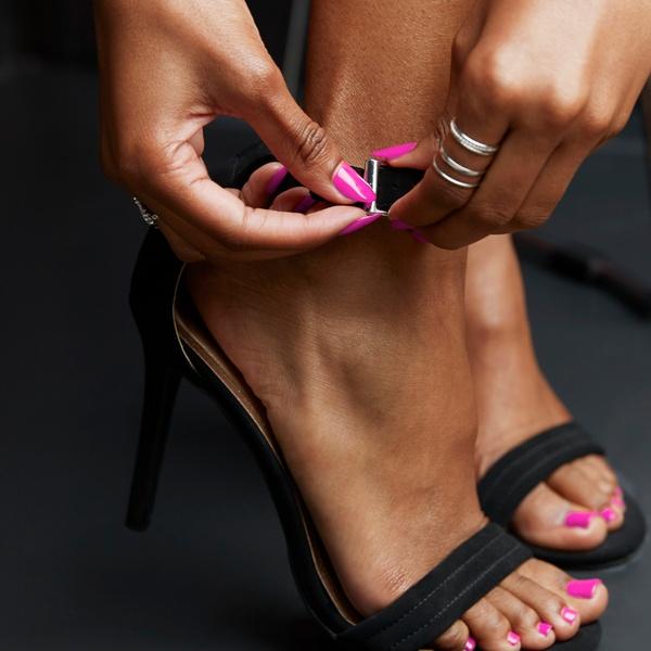 No-Chip Manicure & Spa Pedicure - CiCi Nails | Groupon