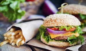 Midpoint Gourmet Burgers And Wereldkeuken: Homemade burger met frisdrank en frietjes vanaf 19,99€ bij Midpoint centrum Gent.