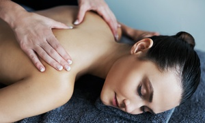 60- or 90-Minute Therapeutic Massage at Kneads Massage Studio (Up to 54% Off)