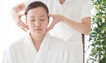 Indian Head Massage and Facial