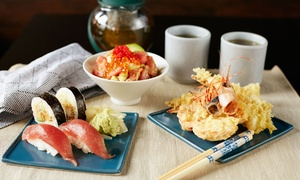 $26 for Sushi or Thai food at Bagu Sushi and Thai ($40 Value)
