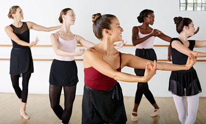 Café De La Danse Dance Studio: One or Five Classes from AED 49 (Up to 60% Off)
