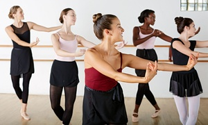 Café De La Danse Dance Studio: Café De La Danse Dance Studio: One or Five Classes from AED 49 (Up to 60% Off)