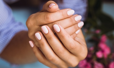Gel Manicure $19, Pedicure $25 or Both $39 at Candy Beauty and Nails Up to $65 Value