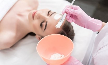 Essential Prescriptive Facial or Dermaplaning with Facial at The Parlour (Up to 66% Off)