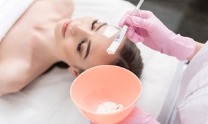 The Parlour: Essential Prescriptive Facial or Dermaplaning with Facial at The Parlour (Up to 66% Off)