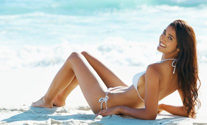 One Spray Tan Session at Oasis by Plush (Up to 51% Off)
