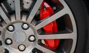 40% Off Brake Repair Services at Big O Tires at Big O Tires, plus 6.0% Cash Back from Ebates.