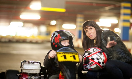 Tanda de kart de 5 o 10 minutos Junior, Normal o Super desde 10,50 € en Go Karts Lloret de Mar