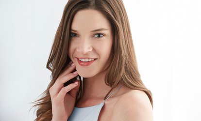 Wash, Haircut and Blow-Dry with Optional T-Section Highlights at Le Salon UK (Up to 57% Off)