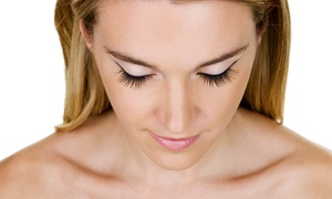 JPride: Full Set of Eyelash Extensions - Natural ($39) or Glamour Set ($49) at JPride, CBD (Up to $110 Value)