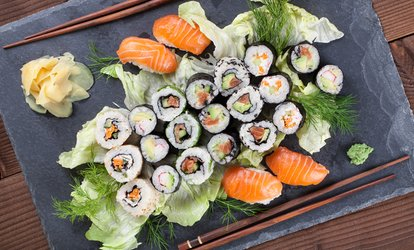5% Cash Back at Maki Sushi Bar & Grill
