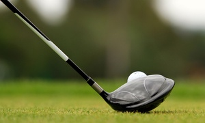 Hohmann Golf Sport: 2 oder 4 Stunden im Golfsimulator auf einem von 30 virtuellen Golfplätzen bei Hohmann Golf Sport (50% sparen*)