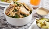 Up to 41% Off Pre-Packaged Healthy Meals