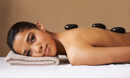 60-Minute Hot Stone Massage at The Hair and Beauty Boutique (53% Off)
