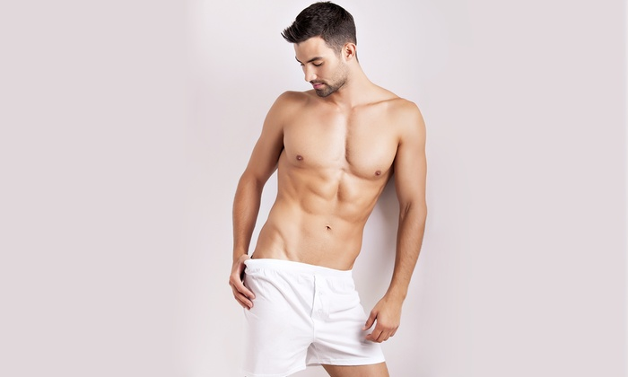 The Body Chateau - North Central: One Men's Back or Brazilian Wax at The Body Chateau (Up to 66% Off)